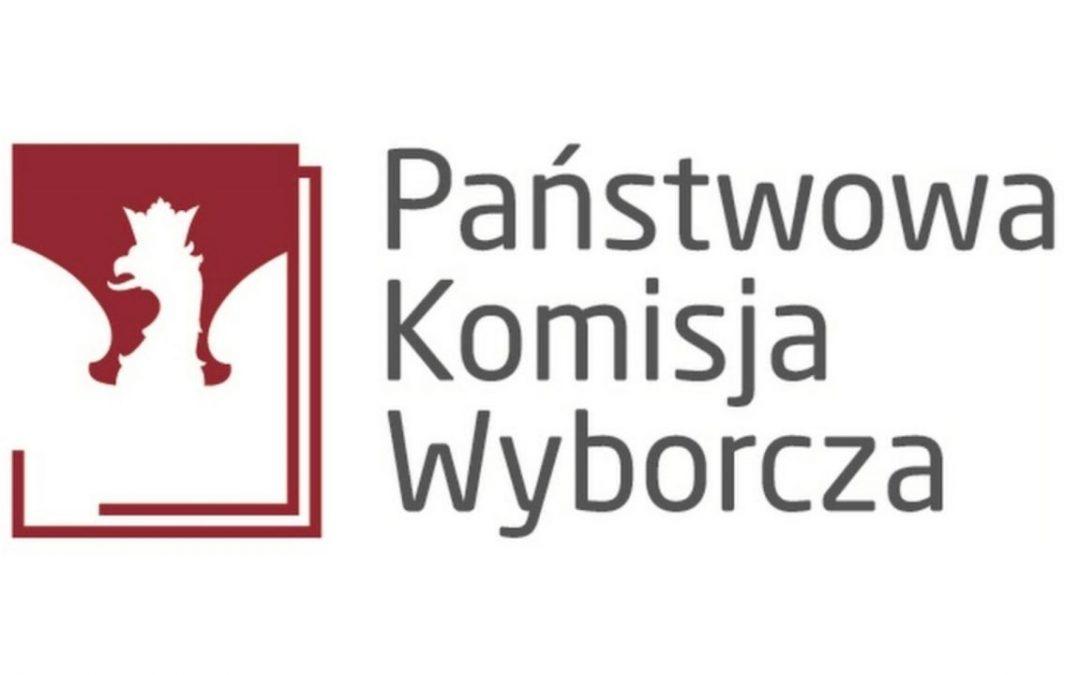 Komunikat Państwowej Komisji Wyborczej z dnia 7 maja 2020 roku