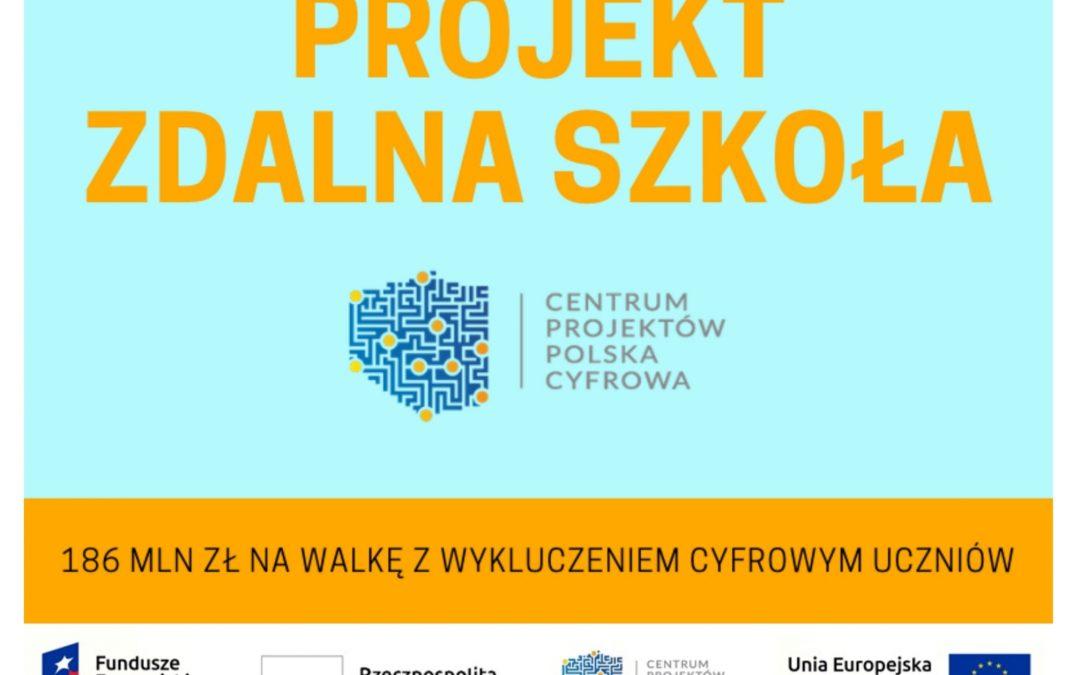 Projekt Zdalna Szkoła