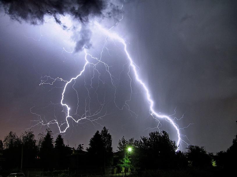 Ostrzeżenie meteorologiczne – burze z gradem !