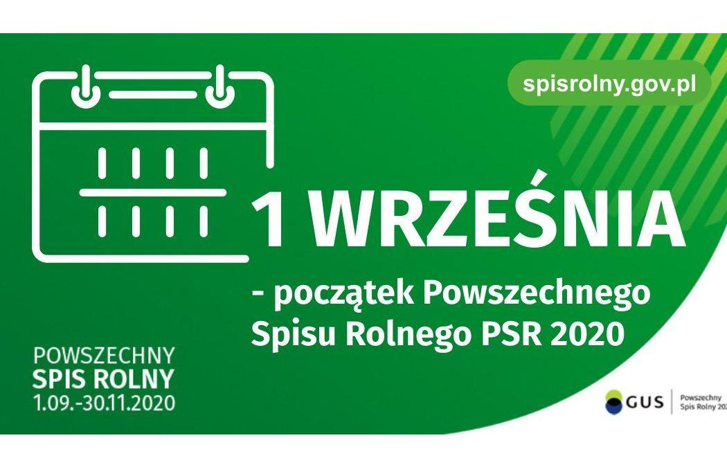 Wójt Gminy Tuplice pragnie przypomnieć rolnikom o trwającym do dnia 30 listopada bieżącego roku Powszechnym Spisie Rolnym