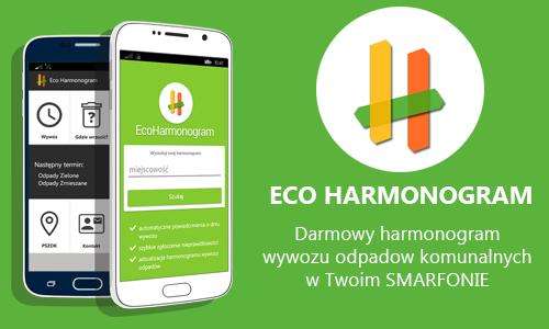 EcoHarmonogram – Nowa Aplikacja dla mieszkańców gminy Tuplice Udostępniająca  harmonogram odbioru odpadów w aplikacji mobilnej