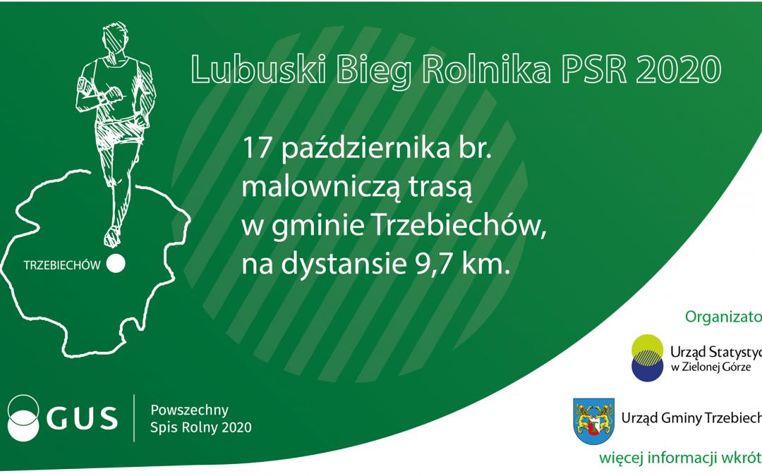 Lubuski Bieg Rolnika PSR 2020