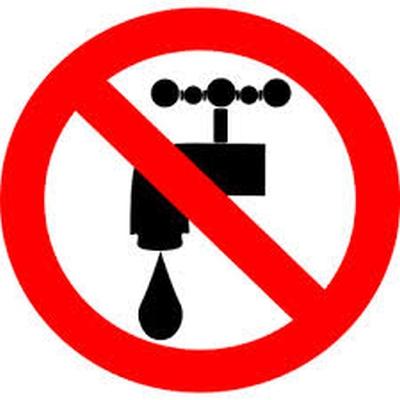 Przerwa w dostawie wody !!!